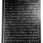 G2-Plaque in St.Laurence